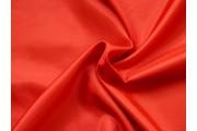 acetátová podšívka 166 červená