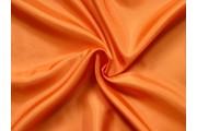 acetátová podšívka 167 oranžová