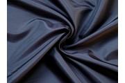 acetátová podšívka 888 tmavě modrá