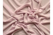šifon 26 růžový s leskem