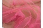 tyl effect růžový s glittery