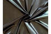 společenská látka metalic černá