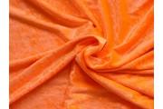 velur neonově oranžový 88